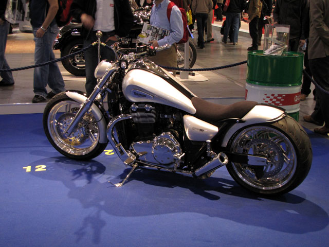 Forum Posts General Lounge Eicma Show 2009 In Milan
