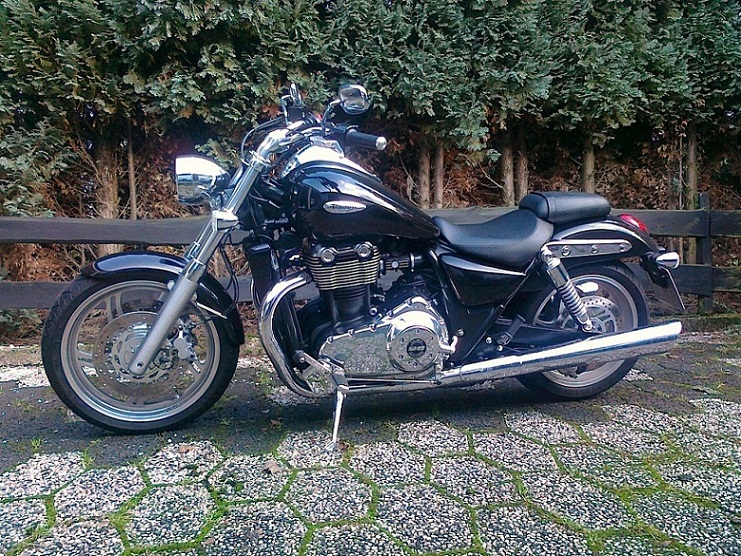 Forum Posts General Classifieds Triumph Thunderbird 1600 Abs For Sale